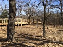 Temps en parc Photo libre de droits