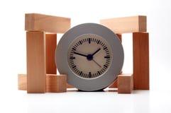 Temps et matériaux Images libres de droits
