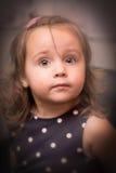 Temps heureux de bébé Image stock