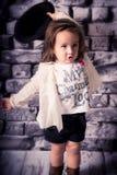 Temps heureux de bébé Photo stock