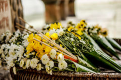 Temps heureux en Bouddha photos stock