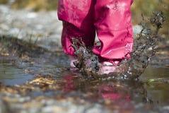 temps humide Photographie stock libre de droits