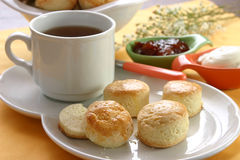 Temps II de thé Photo libre de droits