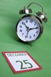 Temps jusqu'à Noël Images stock
