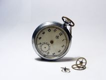 Temps perdu Image libre de droits