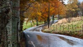 Temps pluvieux Photographie stock libre de droits