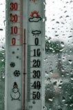 Temps pluvieux Images libres de droits