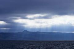 Temps pluvieux Photo stock