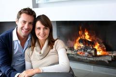 Temps romantique Photo stock