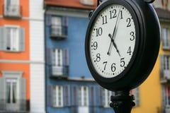 Temps suisse Images libres de droits