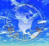 Temps terrestre Photos libres de droits