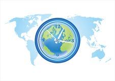 temps universel Image libre de droits