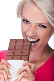Temptation Stock Image