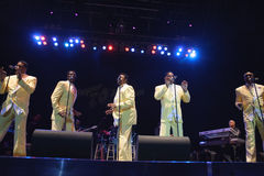 The Temptations Royalty Free Stock Photography
