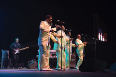 The Temptations Stock Images
