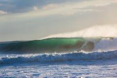 Tempêtes de vagues Photos libres de droits
