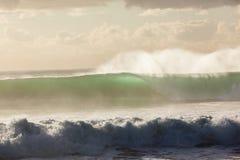 Tempêtes de vagues Photographie stock