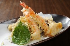 Tempura Royalty Free Stock Images