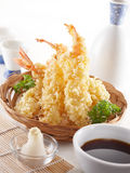 Tempura Fotos de Stock Royalty Free