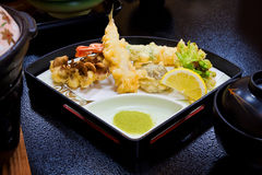 Tempura Stock Photos
