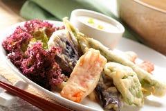 tempura Στοκ Εικόνα