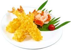 tempura Fotografie Stock