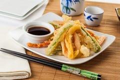 tempura Arkivfoto