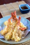 tempura Royaltyfri Foto