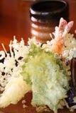 Tempura 3 Lizenzfreies Stockfoto