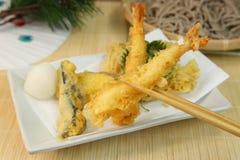 tempura Lizenzfreies Stockbild