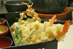tempura dobroci Zdjęcie Royalty Free