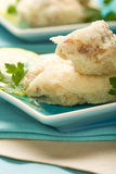 Tempura fried chicken wings Royalty Free Stock Photography