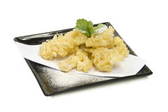 Tempura fruit Stock Photos