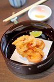 Tempura , Japanese Food Stock Photography