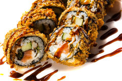 Tempura maki Stock Photography
