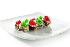 Tempura Maki Sushi Stock Photography
