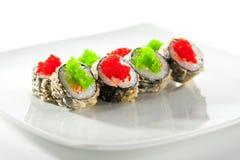 Tempura Maki Sushi Stock Image