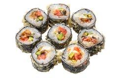 Tempura Maki Sushi Stock Images