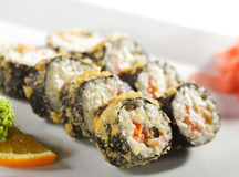Tempura Roll Stock Photo