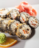 Tempura Roll Stock Image