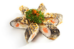 Tempura Roll Royalty Free Stock Photos