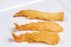 Tempura seafood Royalty Free Stock Photography