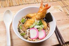 Tempura Udon. / Cooking  concept royalty free stock photos