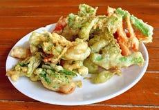 Tempura vegetable. Stock Images