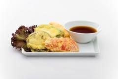 tempura warzywa zdjęcia stock