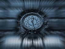 Tempus fugit Royalty Free Stock Images