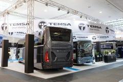 TEMSA autobusy przy IAA 2016 Obraz Royalty Free