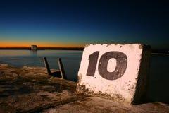 Ten stock image