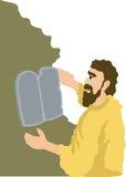 The Ten Commandments Stock Photos
