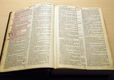 The ten Commandments Royalty Free Stock Image